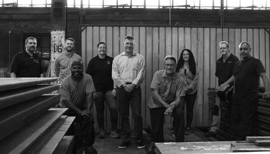 Kapital Steel Team